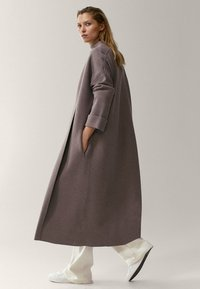Massimo Dutti - Classic coat - grey - 2