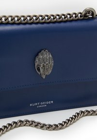 Kurt Geiger London - SHOREDITCH CROSS BODY - Across body bag - blue dark - 3