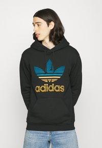 adidas Originals - OMBRE UNISEX - Sweatshirt - black - 0