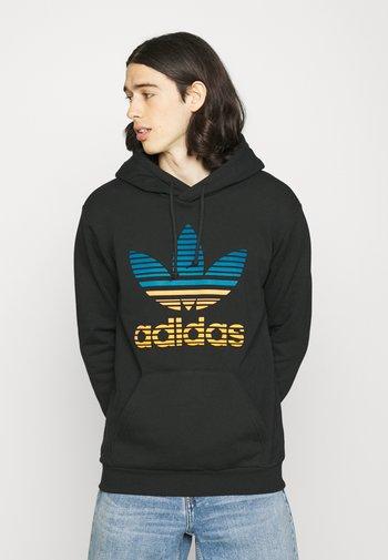 OMBRE UNISEX - Sweatshirt - black