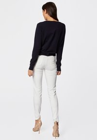 Morgan - PETRA - Slim fit jeans - off-white - 2