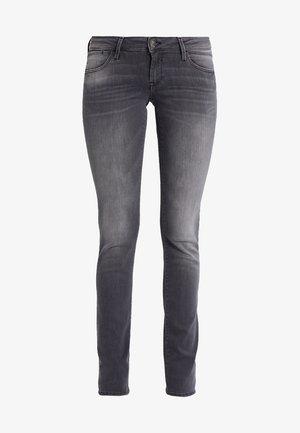 LINDY - Slim fit jeans - grey  glam