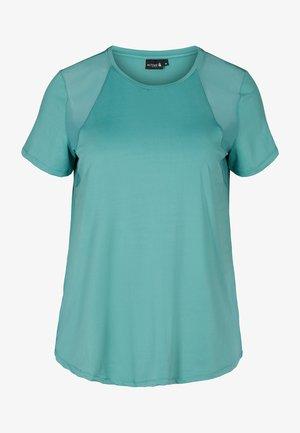 T-shirt sportiva - deep sea