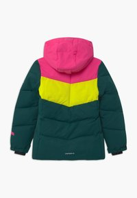Icepeak - LAGES UNISEX - Snowboardová bunda - antique green - 1