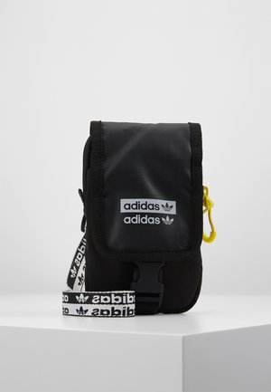 MAP BAG - Across body bag - black