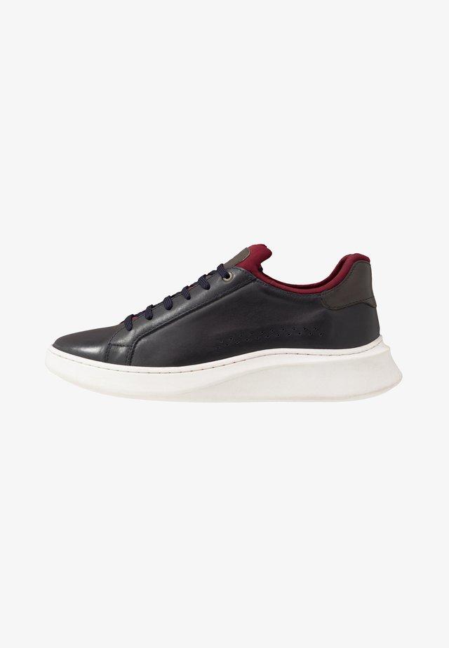 CRESCENT - Sneakers laag - navy/khaki