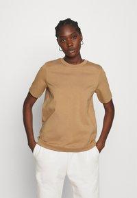ARKET - Jednoduché triko - beige - 0