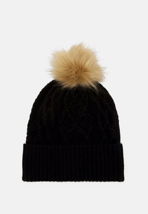 NKFWRILLAS HAT UNISEX - Mütze - black