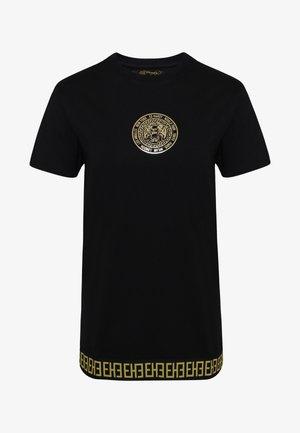 BIG-TOUR T-SHIRT LADIES - Print T-shirt - black