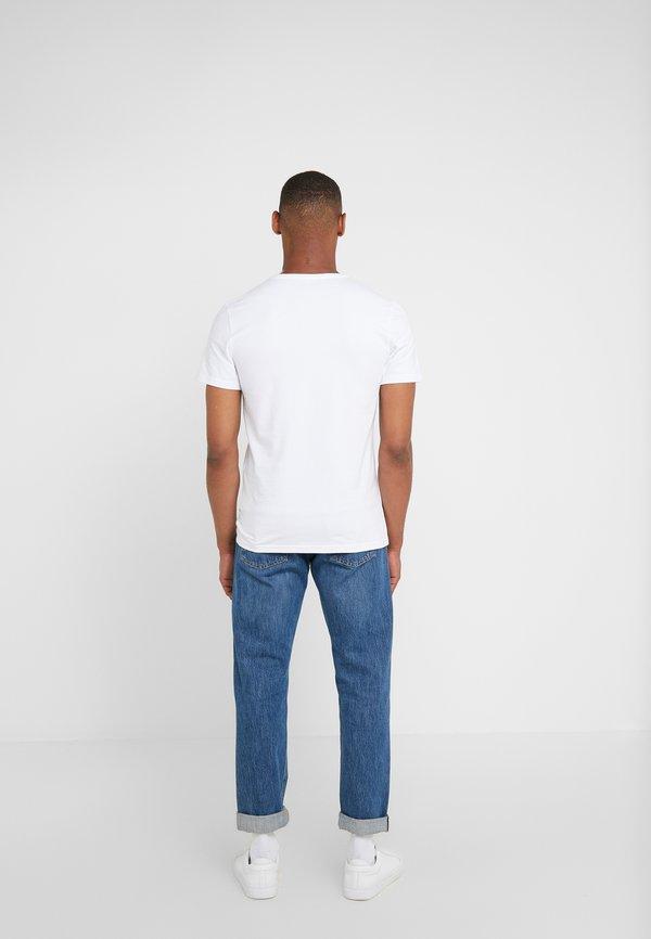 JOOP! 2 PACK - T-shirt basic - white/biały Odzież Męska JAKX