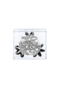 Invisibobble - NANO HAARGUMMI 2 PACK - Hair styling accessory - true black - 1