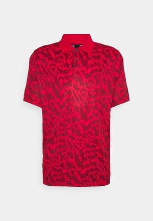 FREESTYLE PRINT  - Koszulka polo - red line