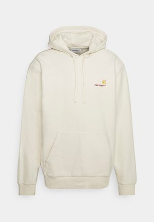 HOODED CONTRA  - Sweatshirt - natural