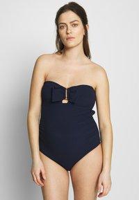 Cache Coeur - Swimsuit - marine - 4