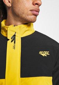Hi-Tec - BRENDON PADDED COAT - Winter jacket - golden glow - 4