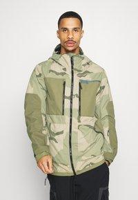 Burton - FROSTNER - Snowboard jacket - barren/keef - 0