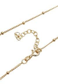 Elli - CHOKER - Necklace - gold-coloured - 5