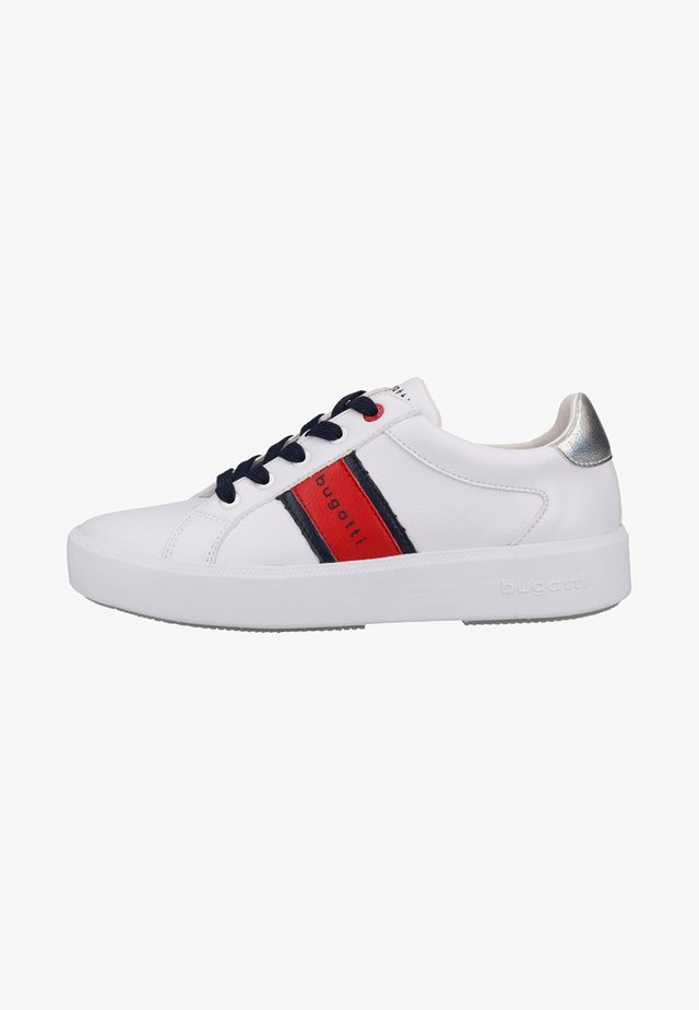 Zapatillas - white/red