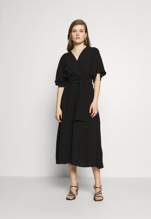 FINTO - Day dress - black