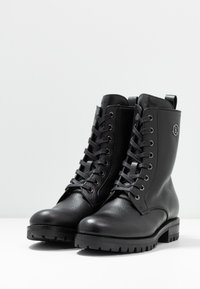 Bogner - NEW MERIBEL  - Bottines à lacets - black - 4
