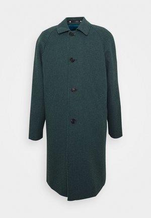 Manteau classique - teal