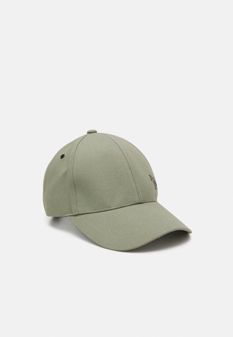 PS Paul Smith - BASEBALL ZEBRA UNISEX - Cap - military green
