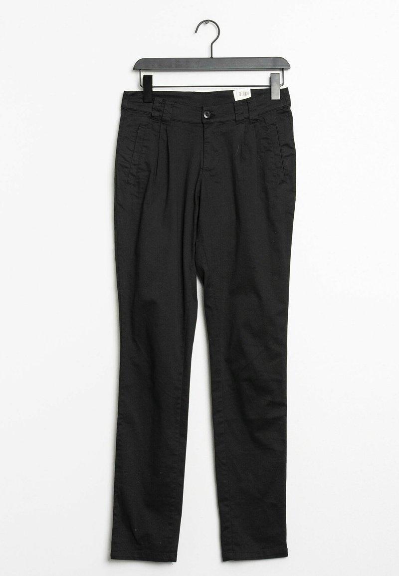 Vila - Trousers - black