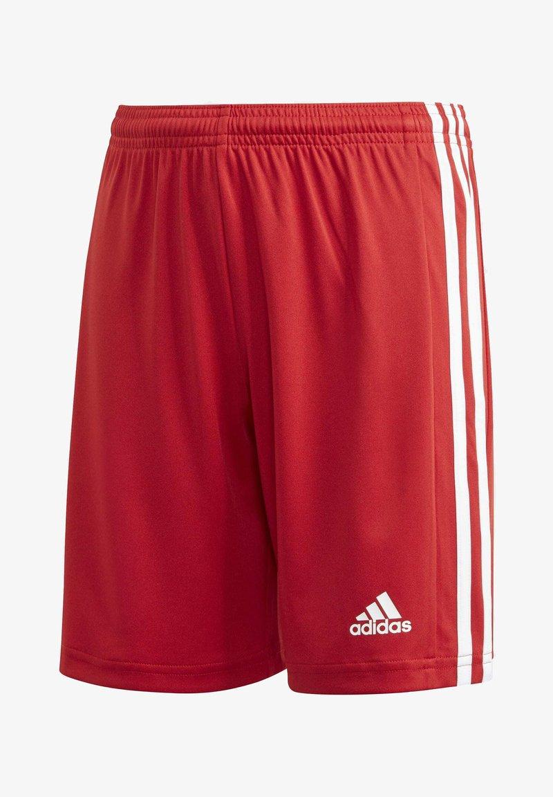 adidas Performance - SQUADRA 21 SHORTS - Pantalón corto de deporte - red
