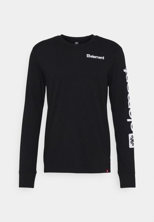 JOINT - Long sleeved top - flint black