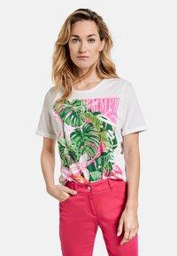 Gerry Weber Casual - T-shirt print - white - 0