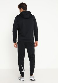 Nike Performance - THERMA  - Fleecejacke - black/dark grey - 2