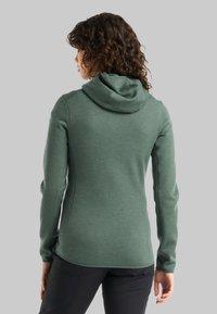 Icebreaker - Zip-up sweatshirt - sage - 1