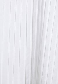 Tory Burch - POPLIN PLEATED - Button-down blouse - white - 6