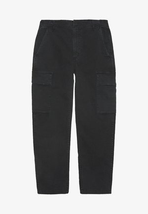 GAIA PANT - Trousers - black
