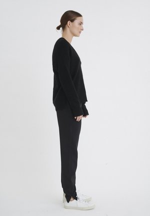 NICA  - Trousers - black
