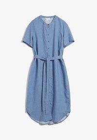 ARMEDANGELS - MAARE - Denim dress - foggy blue - 3