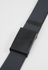 Urban Classics - BELTS - Pásek - charcoal/black
