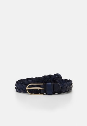 Braided belt - marine