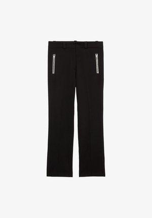 VEKKA - Trousers - black