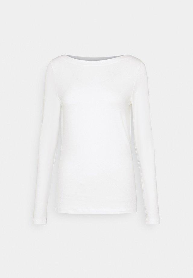 VMPANDA  - Camiseta de manga larga - snow white