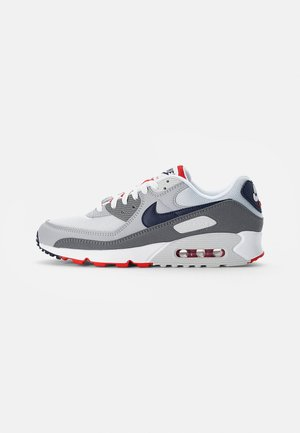 AIR MAX - Sneakers - white, dark blue