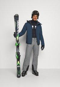 J.LINDEBERG - TRUULI SKI PANT - Snow pants - grey melange - 1