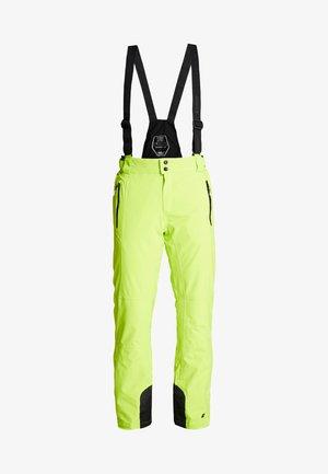ENOSH - Snow pants - lime