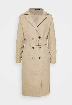 Zimní kabát - stone