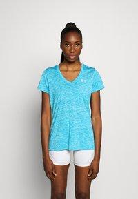 Under Armour - TECH TWIST - Basic T-shirt - equator blue - 0