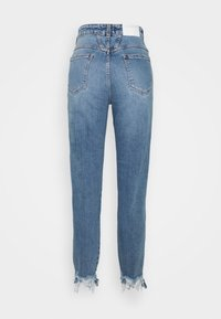 CLOSED - PEDAL PUSHER - Slim fit jeans - mid blue - 8