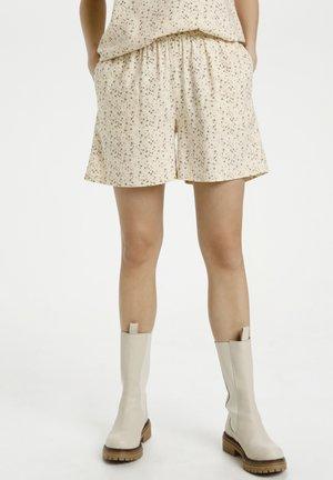 HERLASZ  - Shorts - creme wild florals