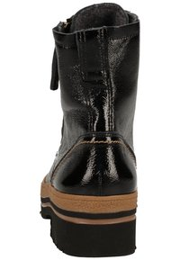 Paul Green - Lace-up ankle boots - schwarz 007 - 5
