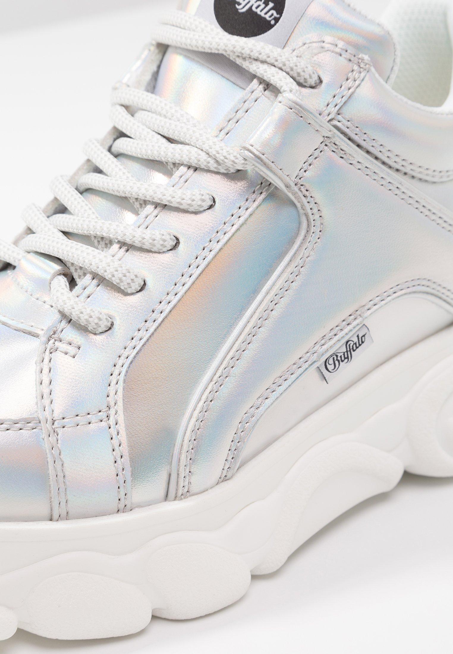 Buffalo CORIN Sneaker low silver/silber