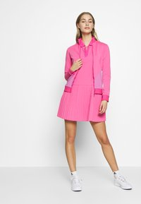 J.LINDEBERG - LIZA LIGHT MID - Sportovní bunda - pop pink - 1